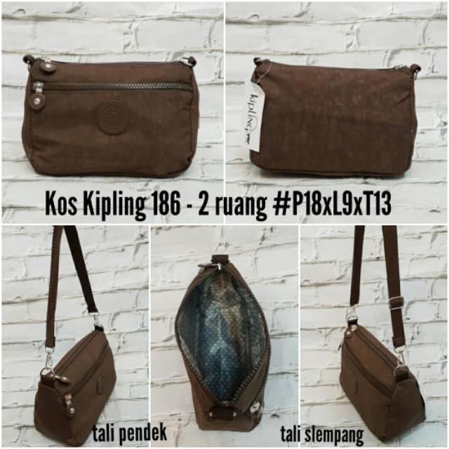 Tas Kosmetik Kipling (Big)  c89c17471f