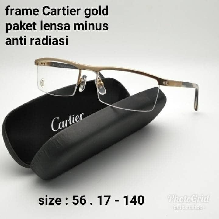 kacamata cartier - Temukan Harga dan Penawaran Kacamata Online Terbaik -  Aksesoris Fashion November 2018  41c80d5193