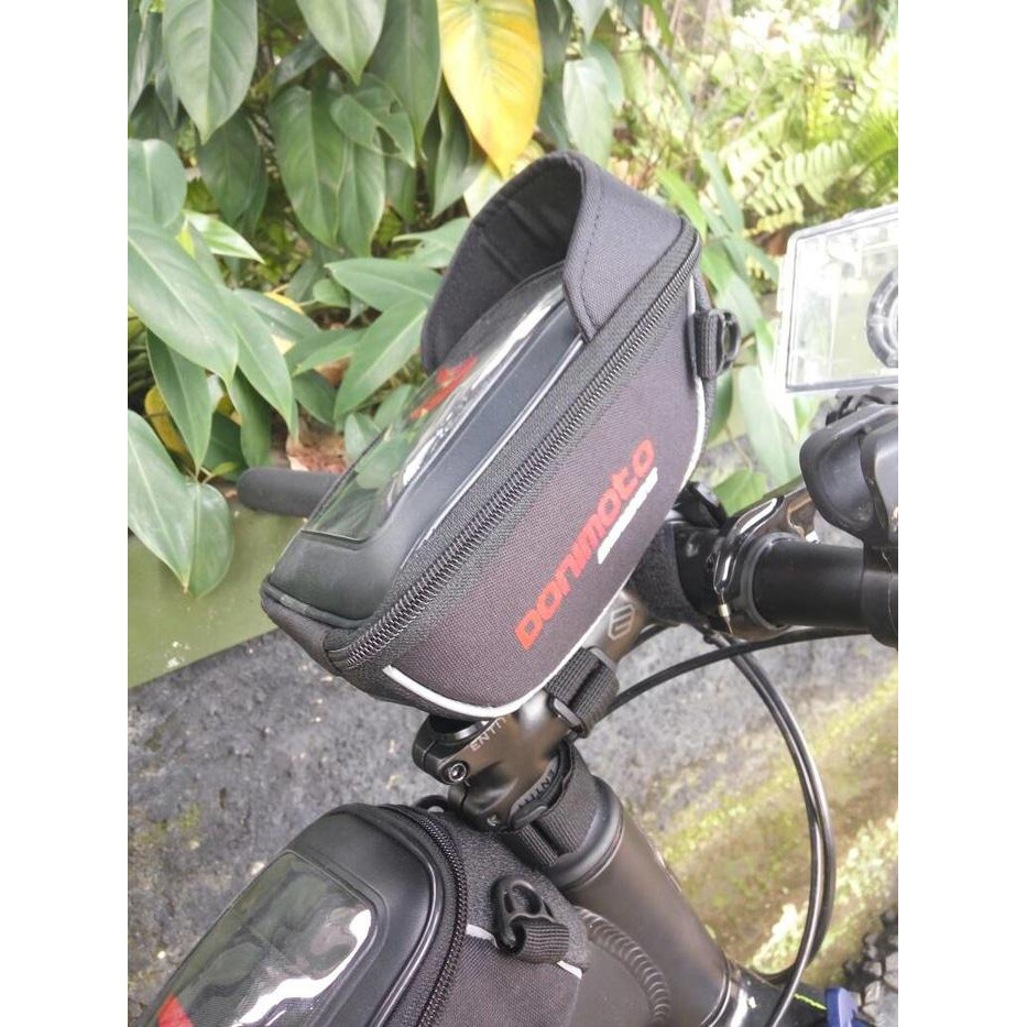 Roswheel Tas Sepeda Segitiga Frame Bag Touring Daily Cfd Bike Jok Sadel Waterproof With Backlight Lampu Rem Malam Shopee Indonesia