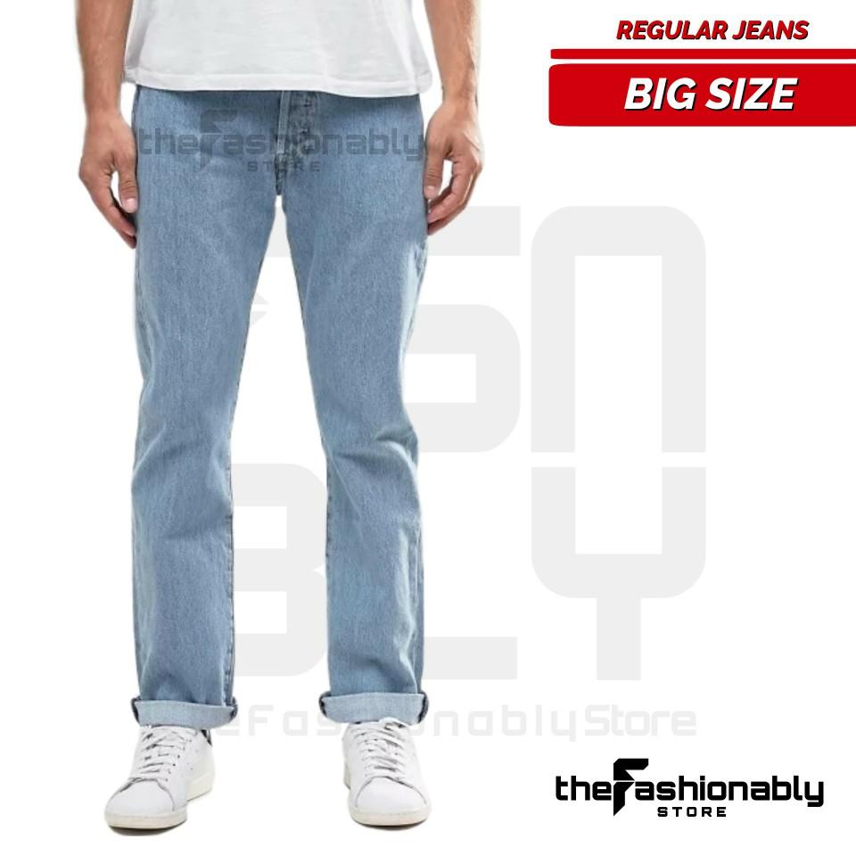 Emba Jeans Celana Panjang Pria Bs 08 Jordan Regular Charcoal Bs08b1 Denim Warna Jet Black Hitam 38 618 20201 33 Brown