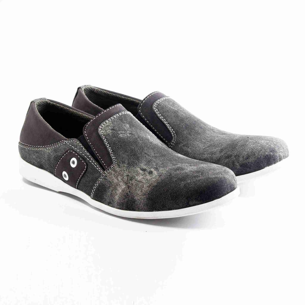 Ardiles Cnn Sepatu Slip On Pria Shopee Indonesia Men Money Vesto Coklat 43