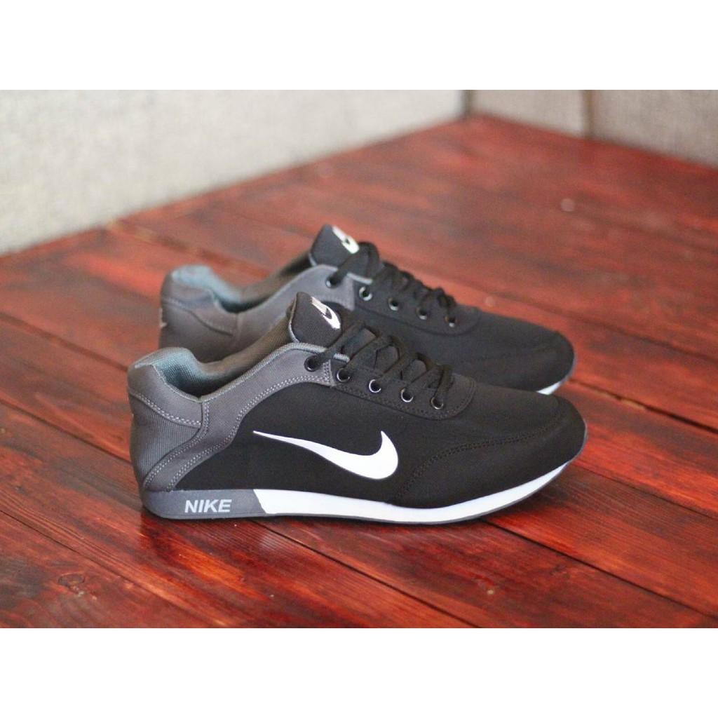 sepatu pria dc skate men full black size.39-44 made in vietnam 4 warna  de985e4549