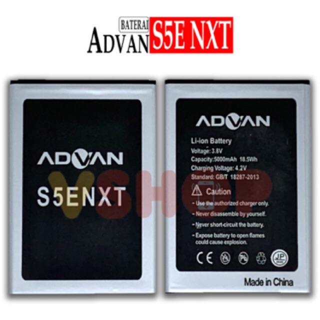 Baterai Batre For Advan S5e Nxt Battery