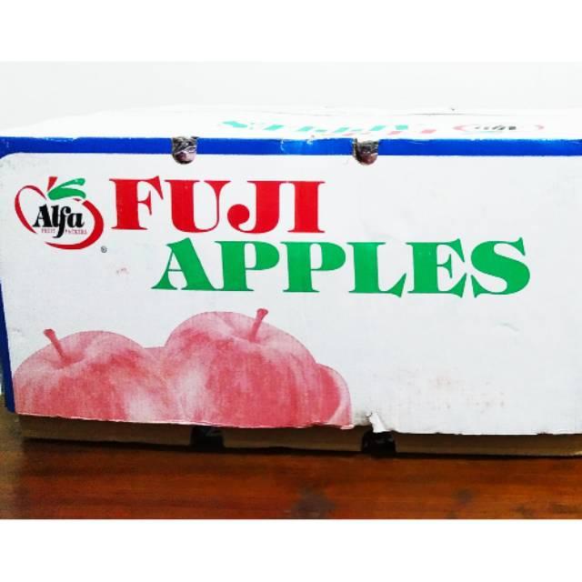 Apel Fuji 1 Dus