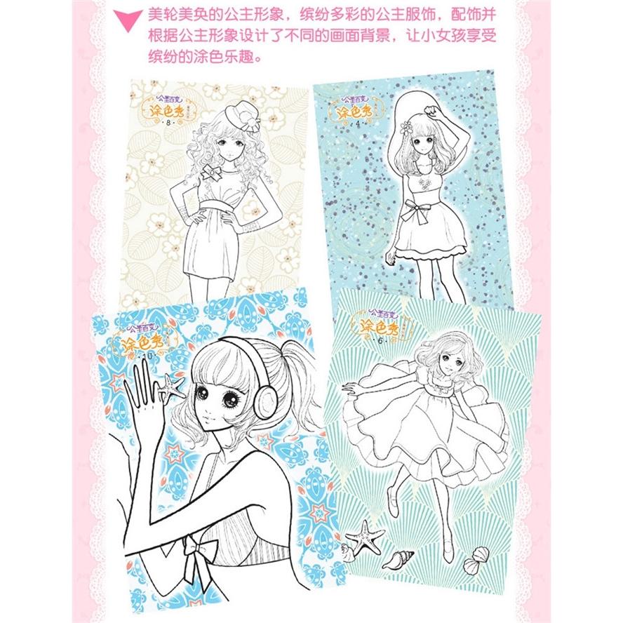 Putri Fantasy Buku Ragam Komik Dan Kartun Dewasa Dekompresi Siswa Sekolah Dasar Set Lengkap Gambar M