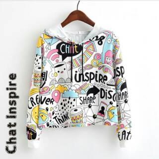 Babyterry semi sweater seri B (get 3pcs only 110k IDR) | Shopee Indonesia