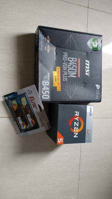 Team Elite Plus Black DDR4 PC21000 2666Mhz Dual Channel 8GB (2x4GB)
