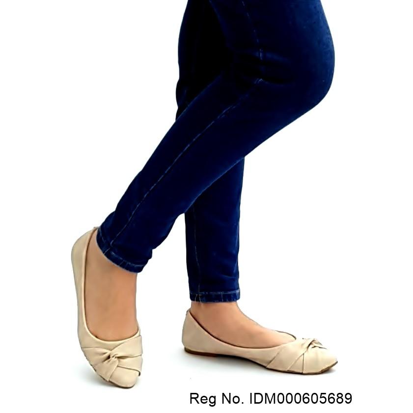 Marlee - Sepatu Flat Shoes Wanita BN-17
