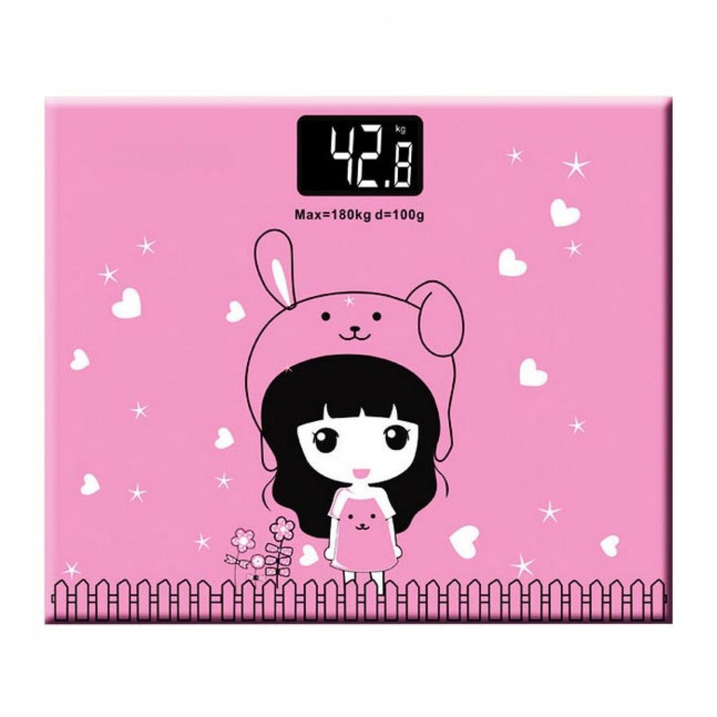 Timbangan Badan Mini Digital Taffware 180kg Desain Kartun Pink Free Skmei Jam Tangan Dg1219 Black Green Sj0049 Packing Bubble Kardus Shopee Indonesia