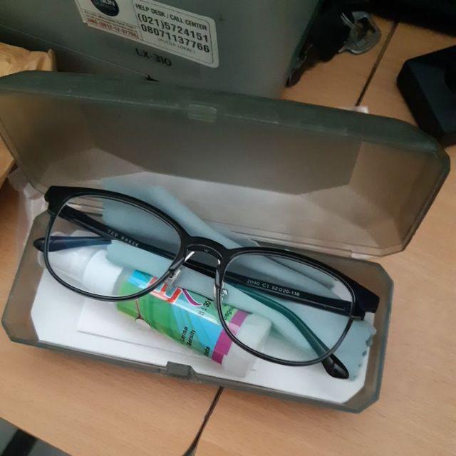 Frame kacamata Roma + lensa minus plus silinder anti radiasi ... 6f2c1e19a9