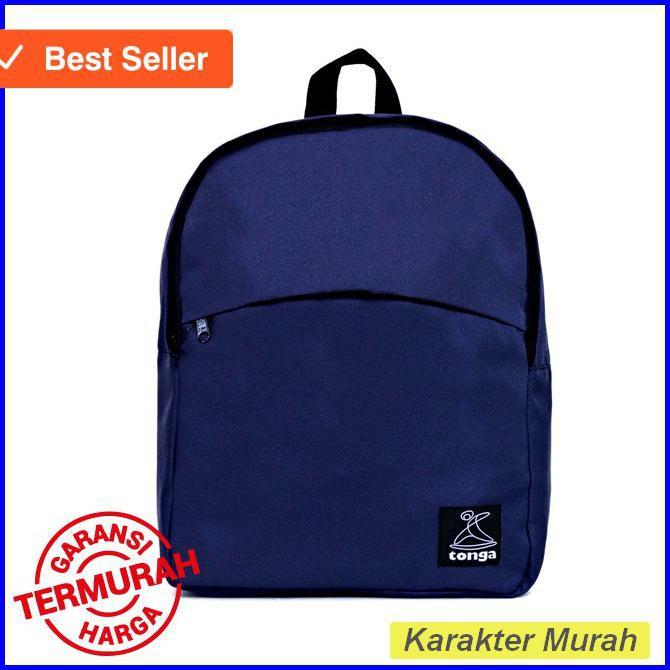 Garansi Termurah Tas Ransel Mini Backpack Casual Tonga - Hitam Tas Import | Shopee Indonesia