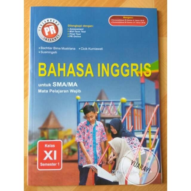 Lks Pr Bhs Inggris Wajib 11a K13 Intan Pariwara Revisi 2019 Shopee Indonesia
