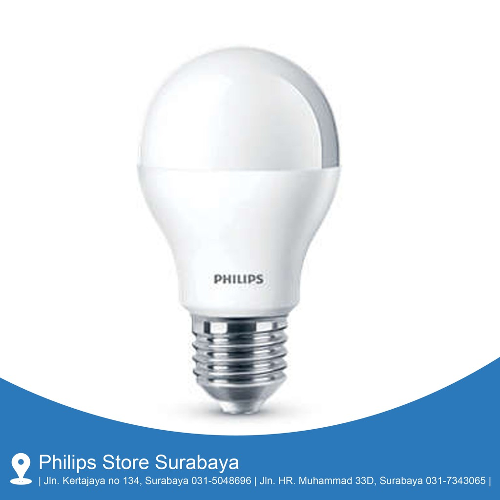 Lampu Led Philips 3w Putih 35wkuning Bulb Shopee Indonesia Ledbulb 13 100w E27 3000k 230v Kuning