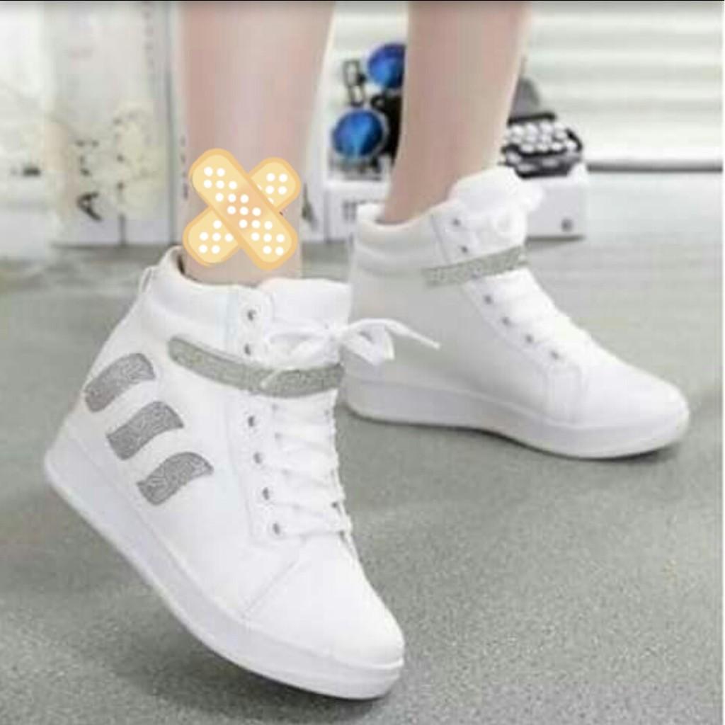 Boots Wanita Coboy Shopee Indonesia Sepatu E Sapi Pb34