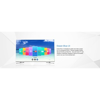 [Limited] Led Tv 4k Smart Coocaa 55