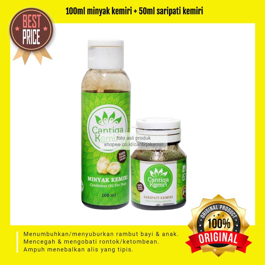 minyak kemiri penyubur penumbuh rambut bayi & anak | shopee indonesia Merk Minyak Kemiri Untuk Menumbuhkan Alis
