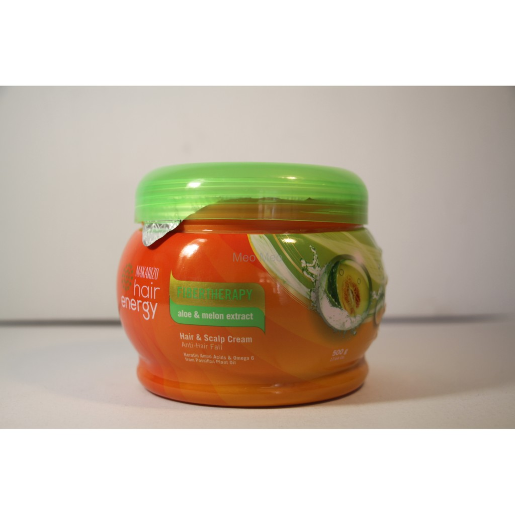 Ready Makarizo Hair Energy Fibertherapy Royal Jelly Extract 500 Gr Creambath Aloe Ampamp Melon Sachet 30 Berkualitas Shopee Indonesia