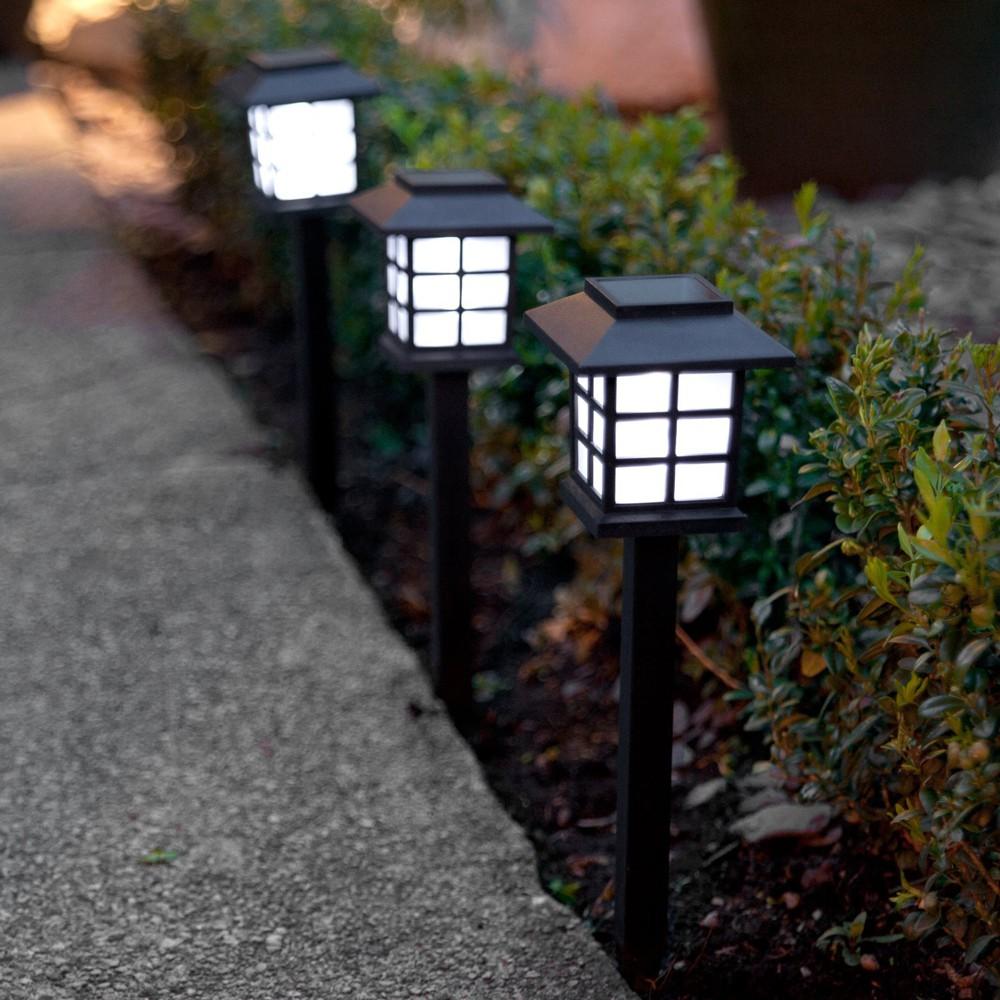 Lampu Taman Solar Panel Shopee Indonesia