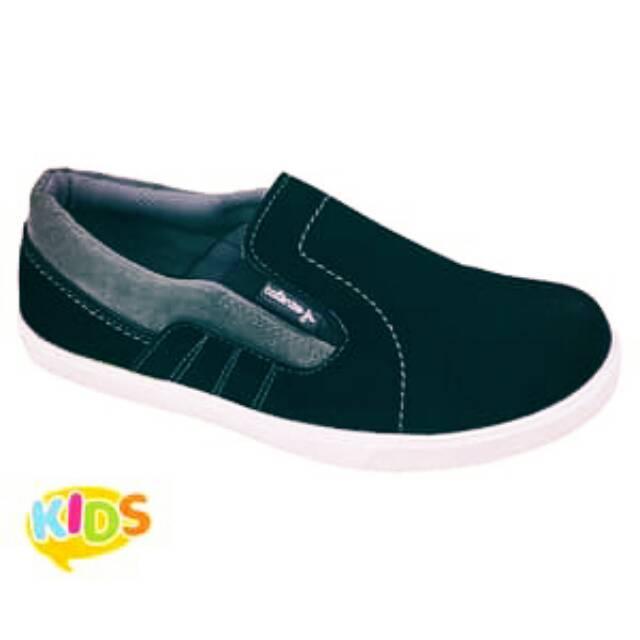 Jual Sepatu Anak Laki Hitam Garsel .