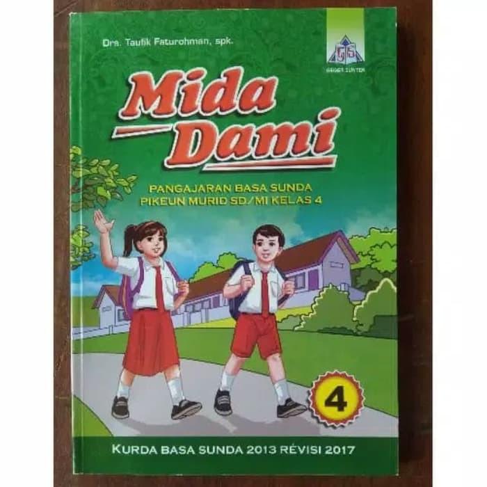 Buku Mida Dami Kelas 4 Sd Bahasa Sunda Kelas 4 Sd Bk2672 Shopee Indonesia