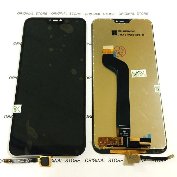 Terbaru Lcd Xiaomi Mi A2 Lite Original Lcd Touchscreen Xiaomi Mia2 Lite - Hitam