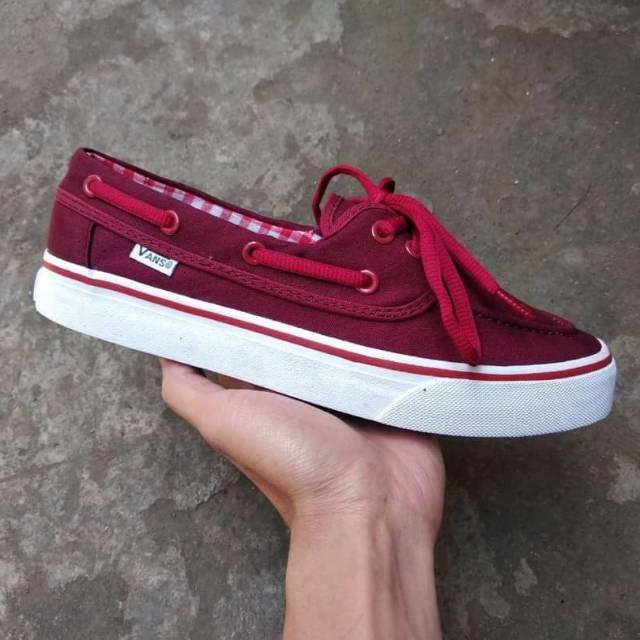 port royale red vans Google Search | Maroon shoes, Vans