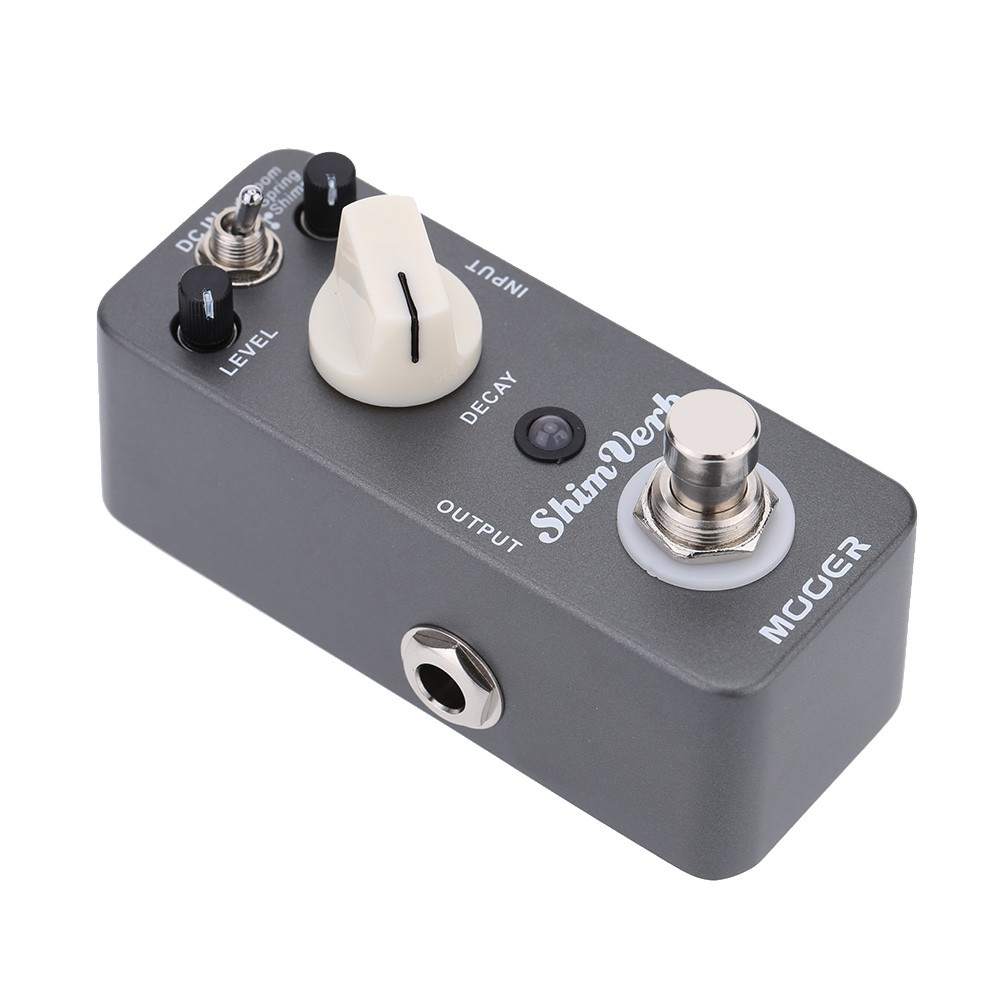 Mooer Pedal Uk Gold 900 Based On Marshall Jcm900 Shopee Indonesia Micro Preamp 002