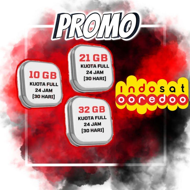 Kuota Data Indosat 32GB