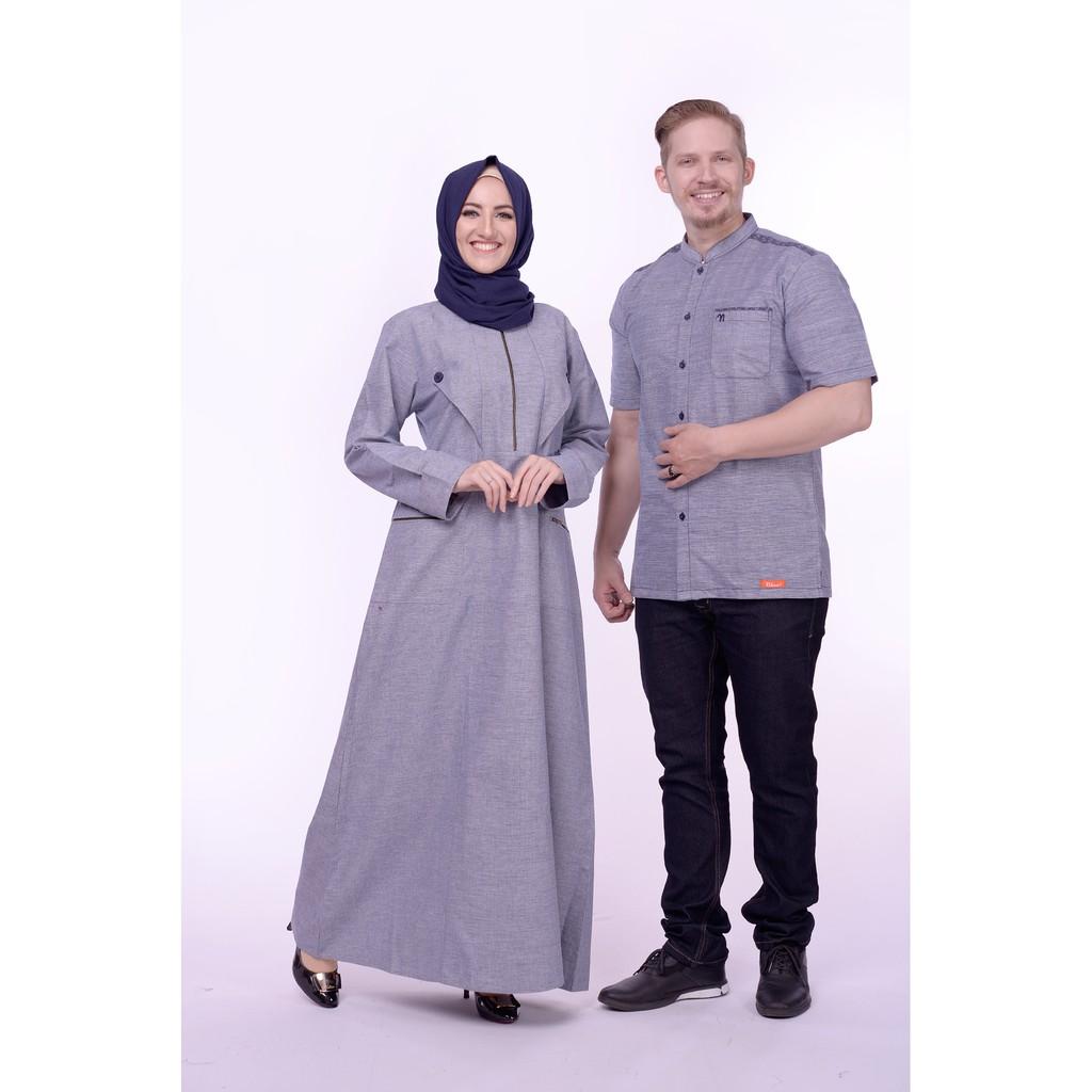 Sarimbit Zeva Elzatta Hijab 2018 Shopee Indonesia Gamis Raindoz Bbr251