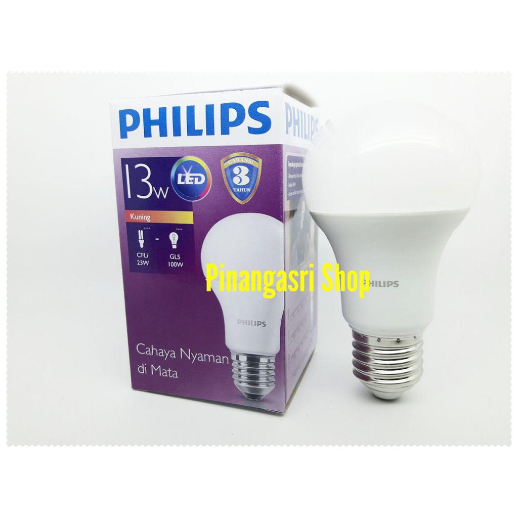 Bundling Paket 6 Pcs Lampu Led Philips KUNING 3 w 3 watt led bulb philip 3.5 w bohlam philips 3,5 w | Shopee Indonesia