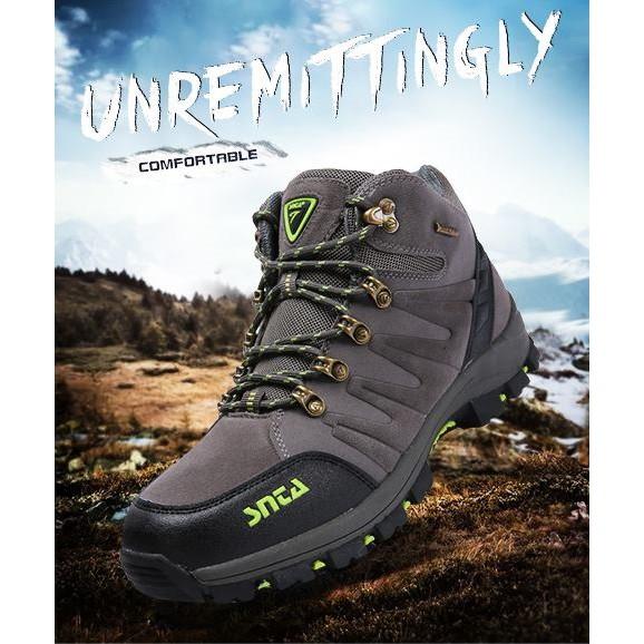 Sepatu Hiking   Gunung   Trekking   Outdoor Pria   Wanita - SNTA   KETA 427   abb8654e7c