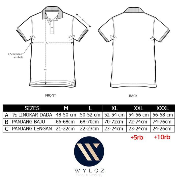 ... Kaos Polo Shirt Polos Kerah Premium Grosir Golf Rasa Lacoste / Gildan ...