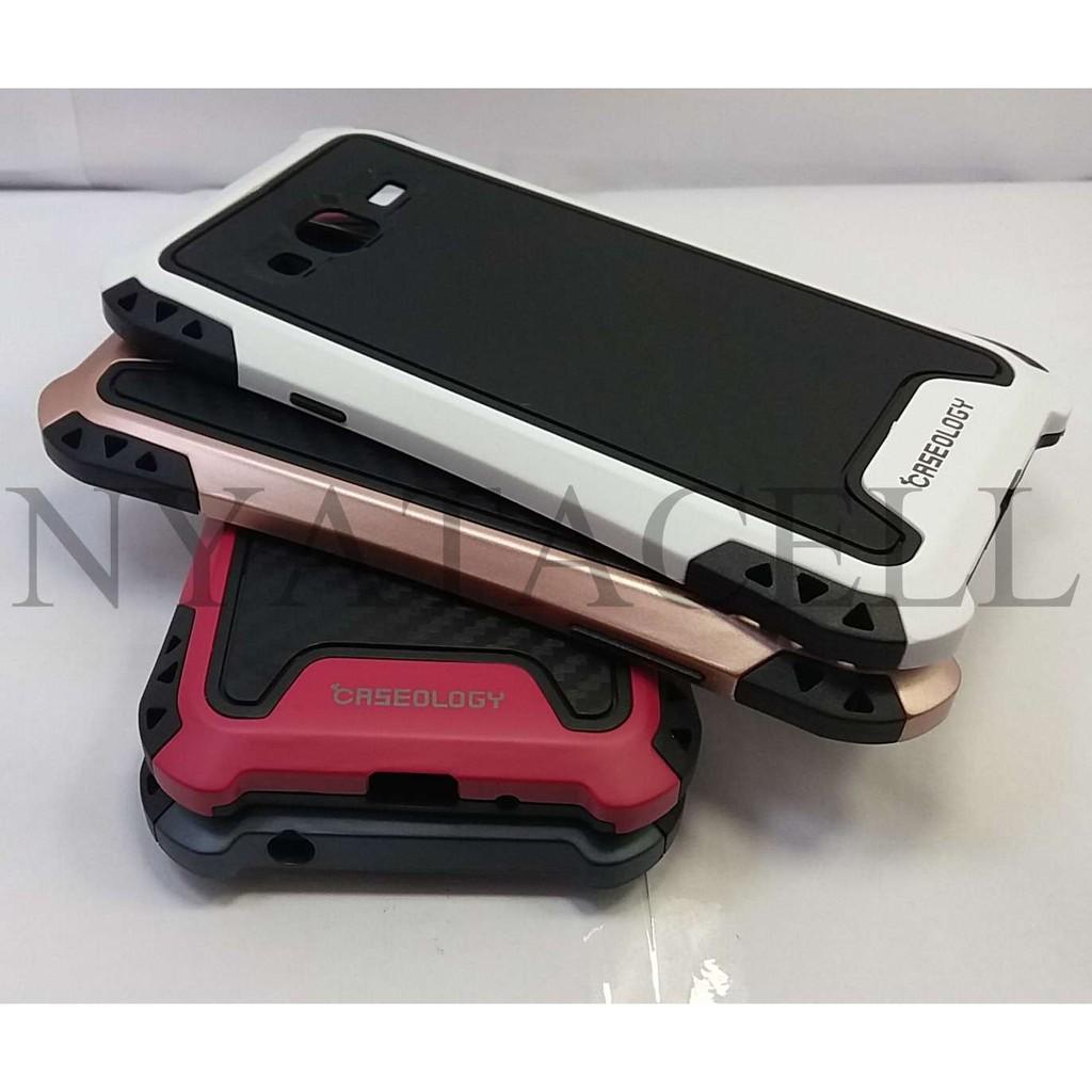 Case Caseology Samsung J3 2015 J300 Hardcase Hard Anti Crack Shock Vanvo Iphone 6 Plus Black Shopee Indonesia