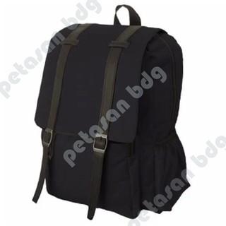 Tonga 31HA003506 Casual Backpack Hitam Abu abu. Tas & Travel Tonga Source · suka 81