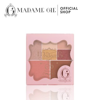Madame Gie Madame To Go - MakeUp Face Pallete