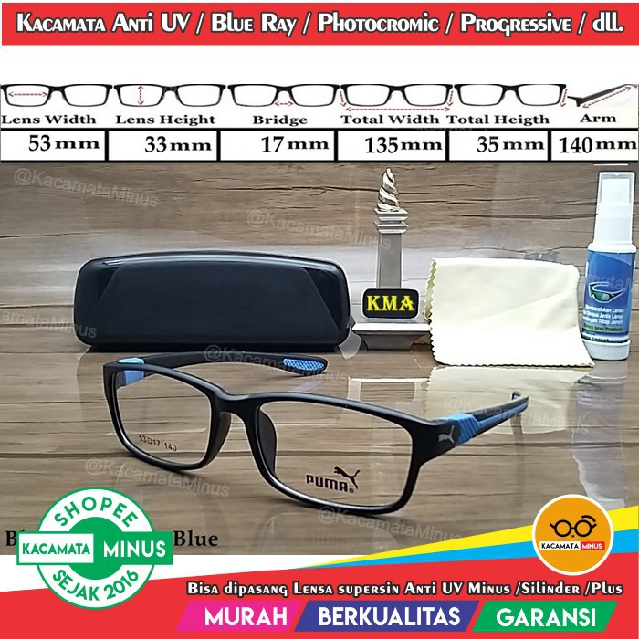 Frame Kacamata Wanita b08a9c662d