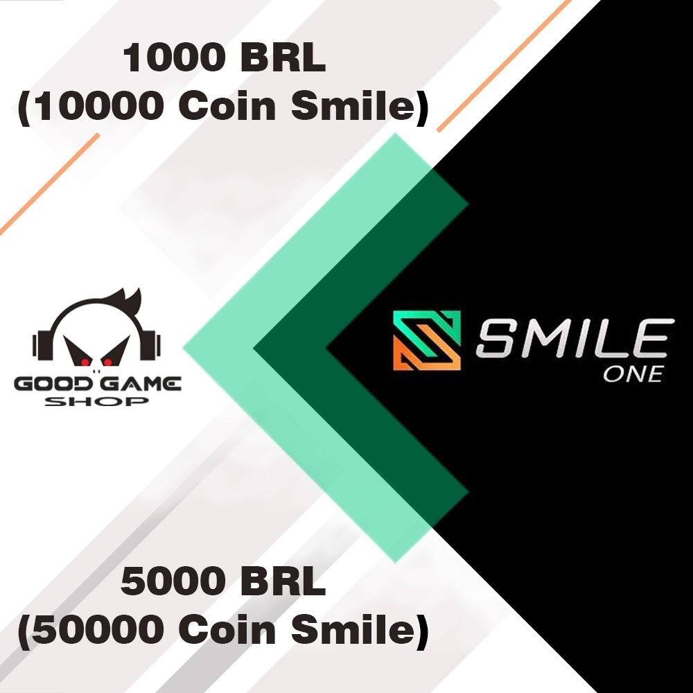 Smile One - Voucher Smile One - Code Smile One - Smile One Code Redeem - Smile One Voucher Code -SOC