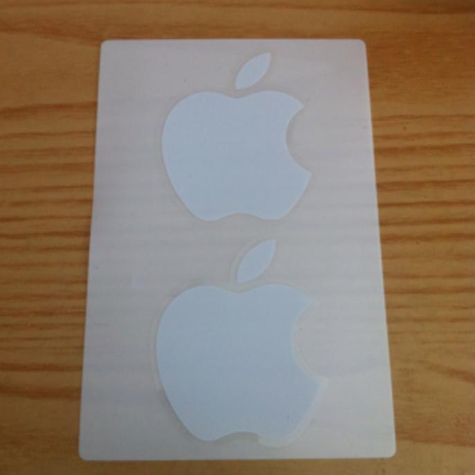 Stiker logo Apple iPhone 6 7 PLUS + X home button sticker berkualitas | Shopee Indonesia