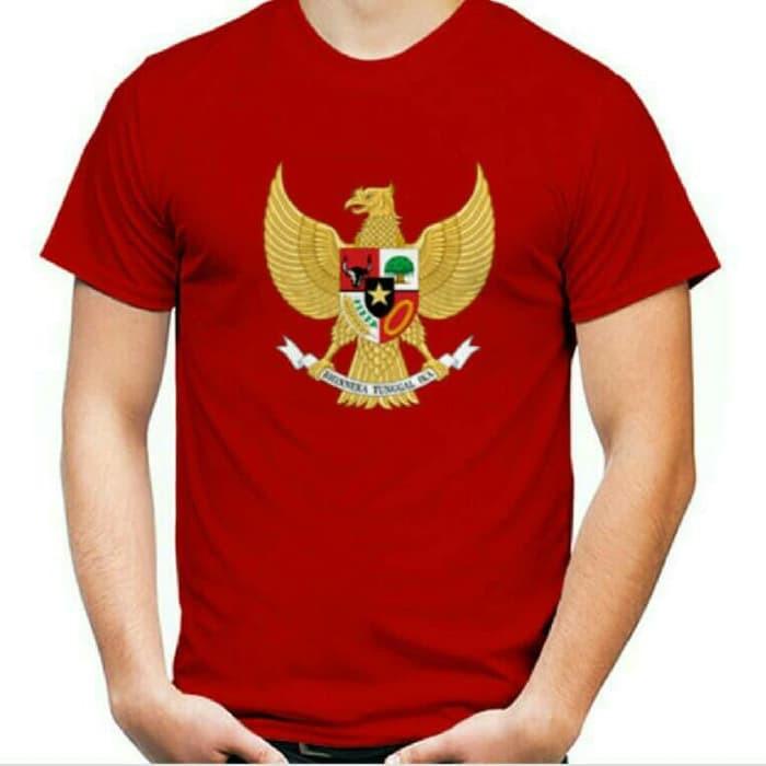 Kaos Garuda Di Dadaku Shopee Indonesia