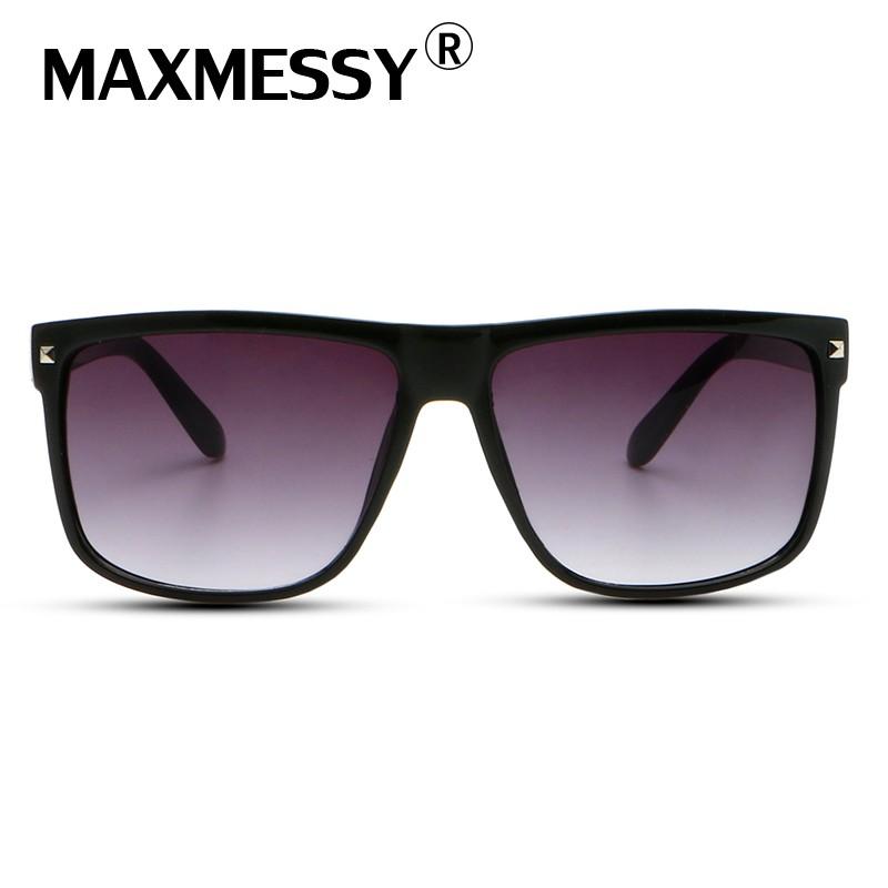 MAXMESSY Hiking Eyewear Sun Glasses Merek Designer wanita Sunglasses Wanita Pria Mengemudi Retro
