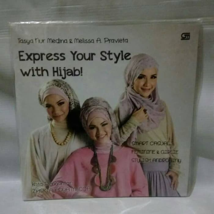 Express Your Style With Hijab Shopee Indonesia