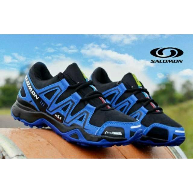 Sepatu adidas salomON 3d hiking olahraga pria cowok  984aeab76e