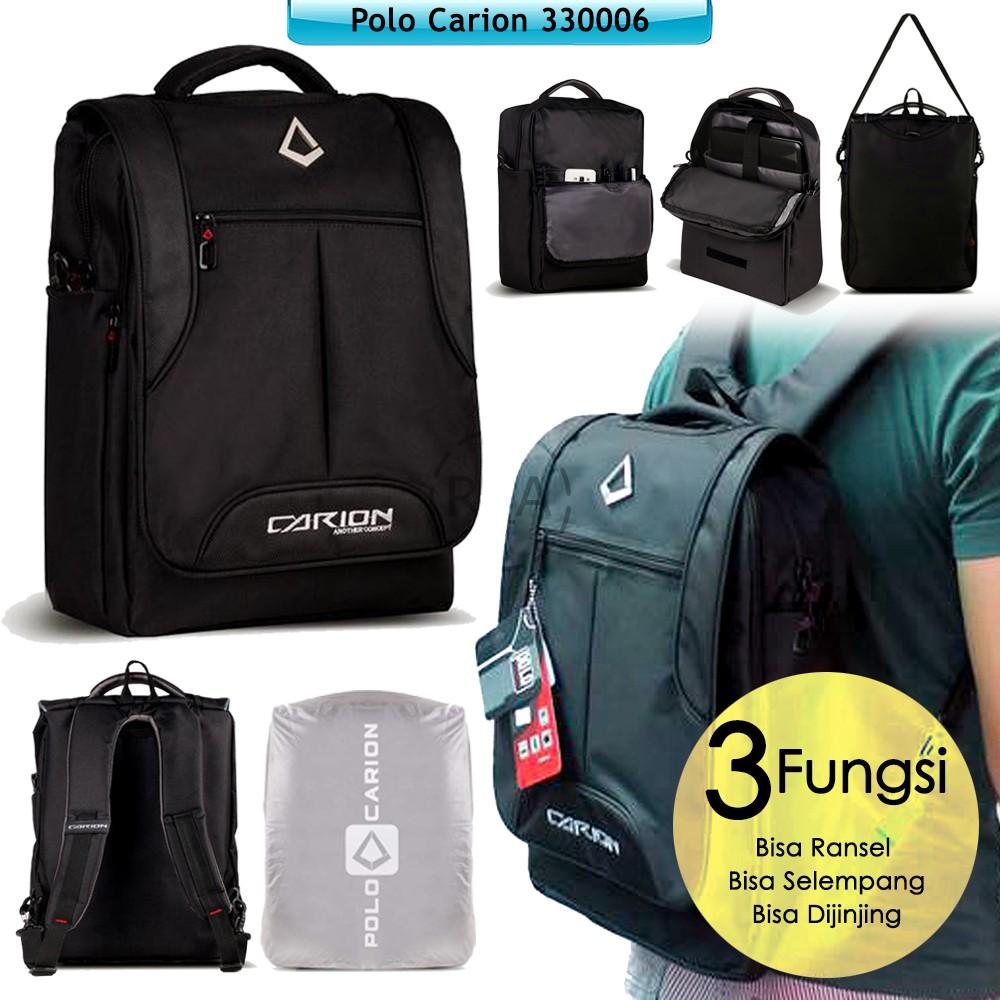 Tas Ransel Tas Sekolah Ransel Laptop Backpack Polo
