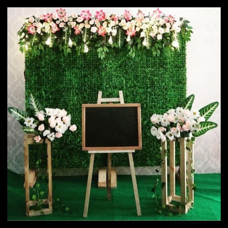 Dekorasi Lamaran Foto Booth Wedding 1 Original Shopee Indonesia