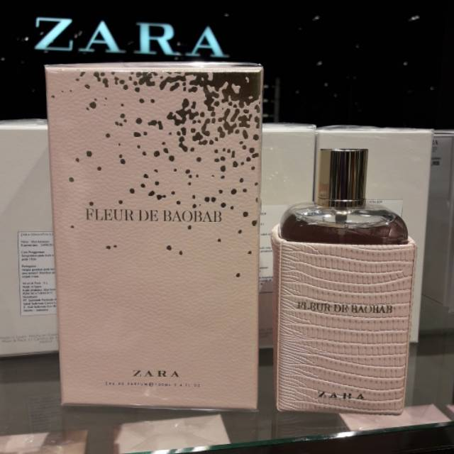 Edp Original Fleur Parfum De Zara Baobab JTFK1lc