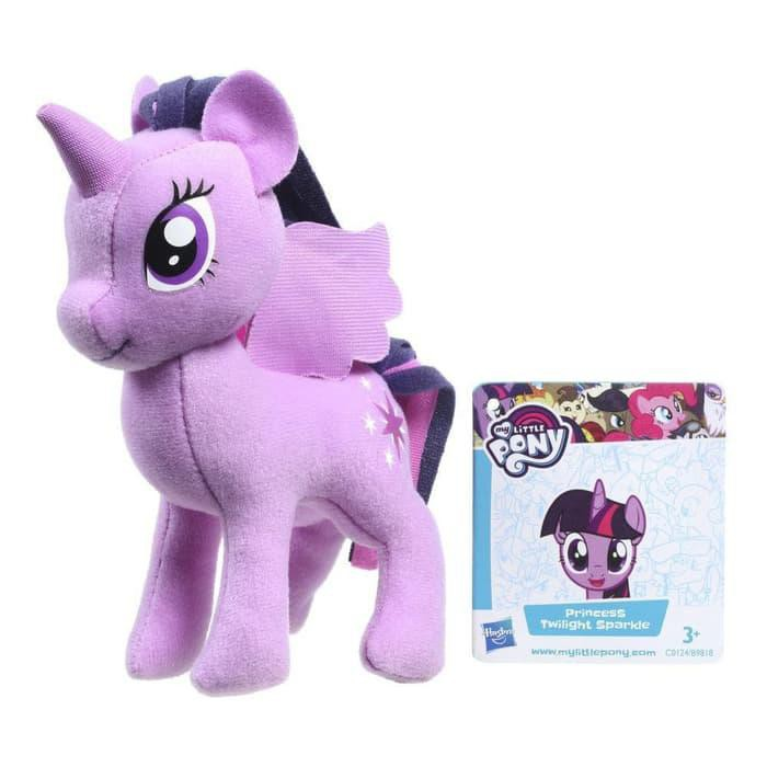 Flash Sale My Little Pony Princess Twilight Sparkle Bt Small Plush Bcic0124 Terbaru Shopee Indonesia