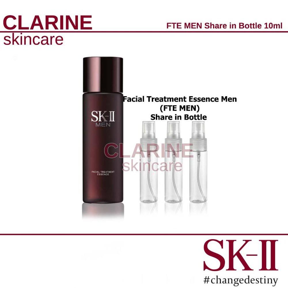 Sk Ii Facial Treatment Essence Shopee Indonesia Fte 330ml
