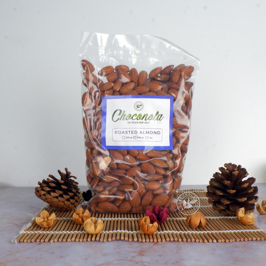 Sliced Roasted Almond Panggang Iris Shopee Indonesia Slice 250gr Kacang Mentah Irisan
