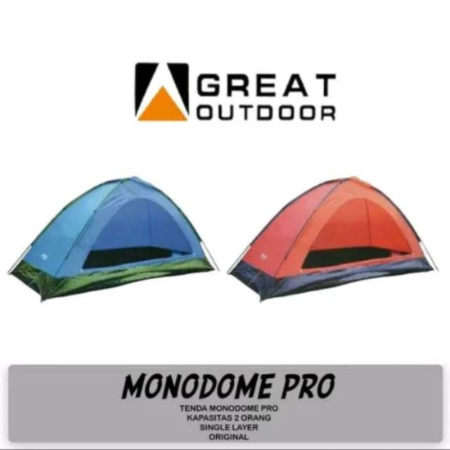 Tenda Great Outdoor Big Dome 6 .