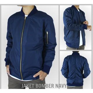 65+ Contoh Desain Jaket Bomber Polos HD Terbaik